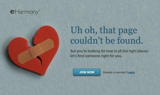 出错的艺术:如何设计404页面