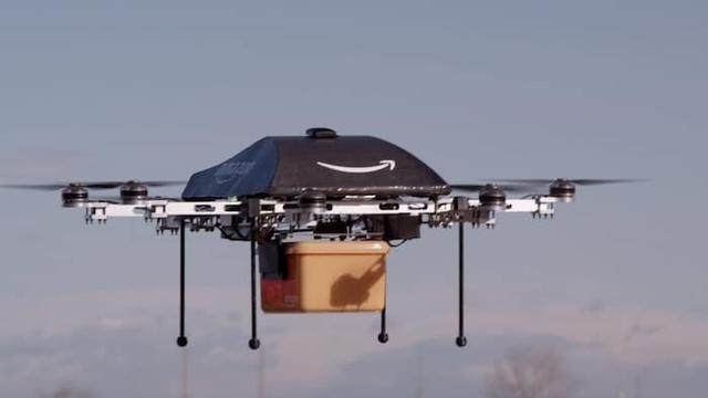 美国监管层动作太慢 亚马逊或在他国率先推出无人机送货