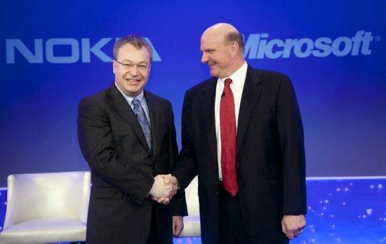 并购:微软将以71.7亿美元收购诺基亚手机业务