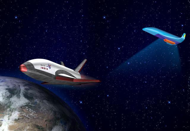 印度版航天飞机原型发射成功 或大幅降低发射成本