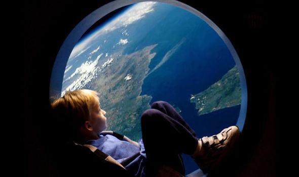 英国或将在三年内拉开商业太空旅游序幕
