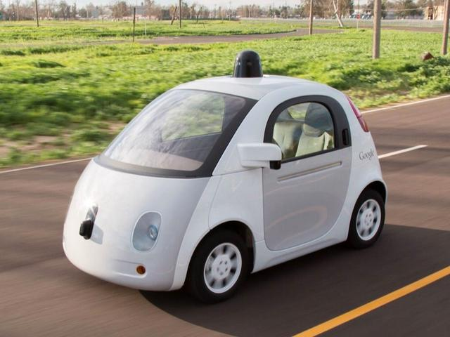 揭秘谷歌自动驾驶汽车如何看世界
