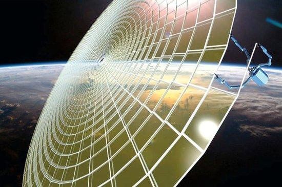 """未来轨道卫星或可3D打印 实现""""自我复制"""""""