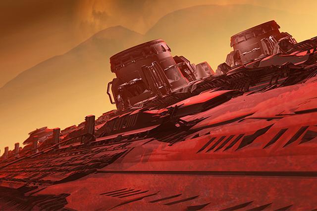 美国宇航局称移民火星还有很长的路要走