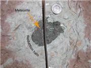 """科学家最新发现一种""""化石级""""的新类型陨石"""