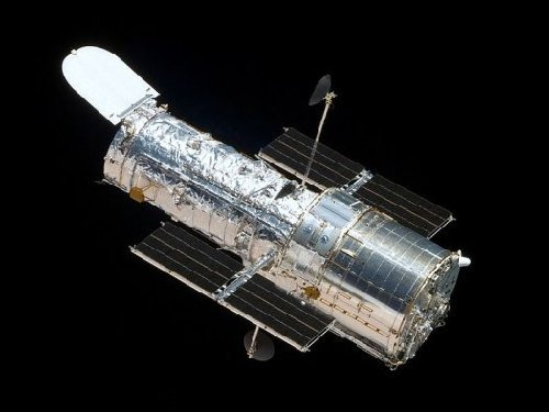 """这两台空间望远镜的卓越性能堪比""""哈勃""""(资料图片)"""
