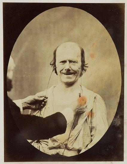达尔文最后实验大揭秘:令人毛骨悚然的表情