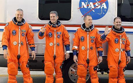 NASA招募宇航员 两个月收到18万份简历创纪录