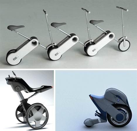 """未来五种新颖交通工具:""""飞檐走壁""""气垫车"""