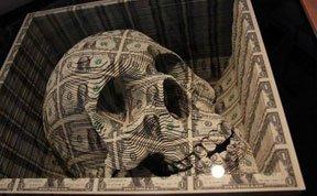 组图:世上最烧钱的艺术