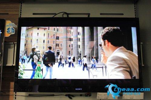 索尼40NX710 3D液晶电视9599元