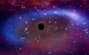 黑洞内部结构复杂 可能藏有外星人