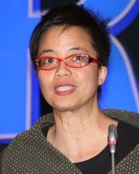 实力传播中国区传播总监陈秀玲