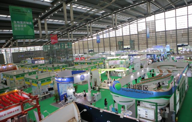 2016深圳国际生物/生命健康产业展览会正式开幕