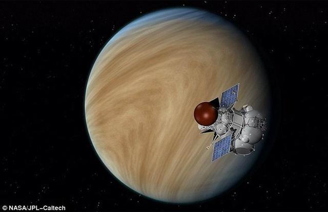 美国和俄罗斯计划合作发射探测器勘测金星