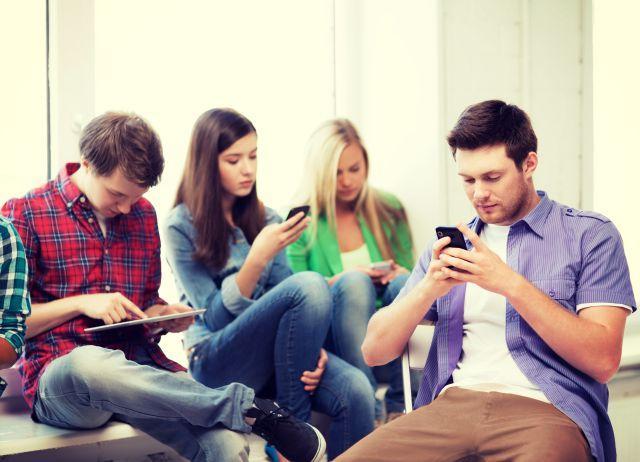 数据显示青少年仍然喜爱Facebook