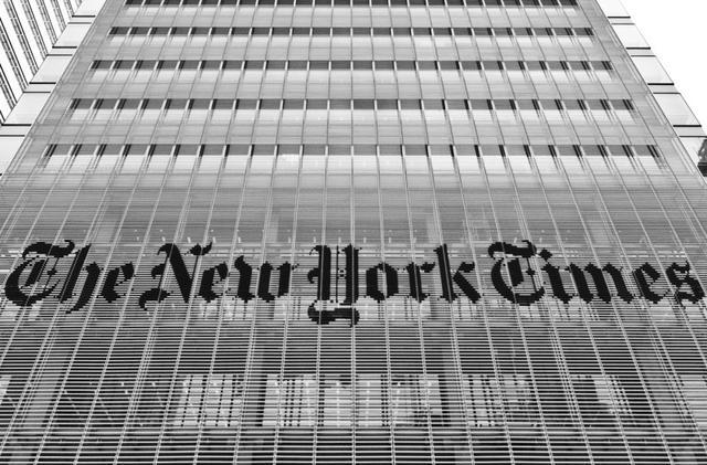 《纽约时报》9年内第6次大裁员 去年广告收入同比减少9%