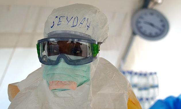 美国将采用机器人抑制埃博拉病毒传播