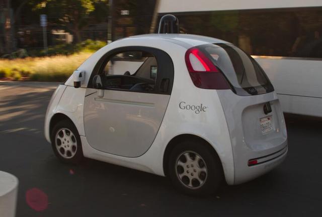 谷歌剥离无人驾驶汽车项目 成立新公司Waymo