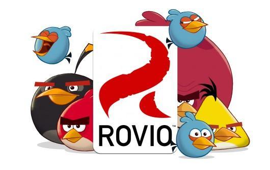 《愤怒小鸟》开发商Rovio去年营业利润跌73%