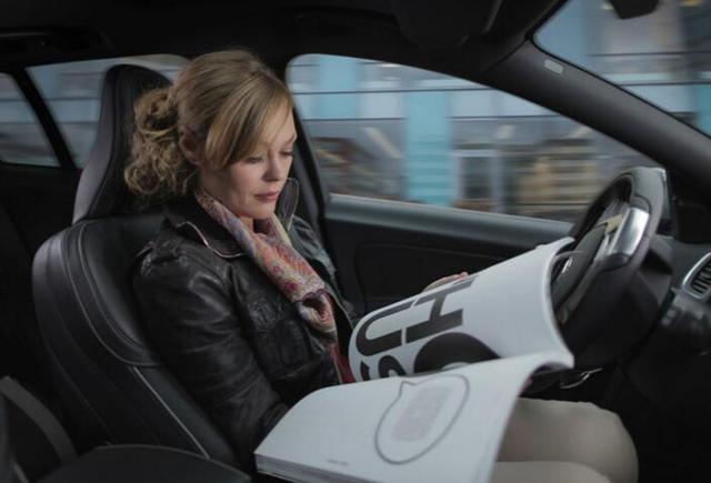 英国准许无人驾驶汽车在伦敦街头上路测试
