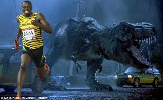 恐龙的十大有趣事实:博尔特比霸王龙跑得快