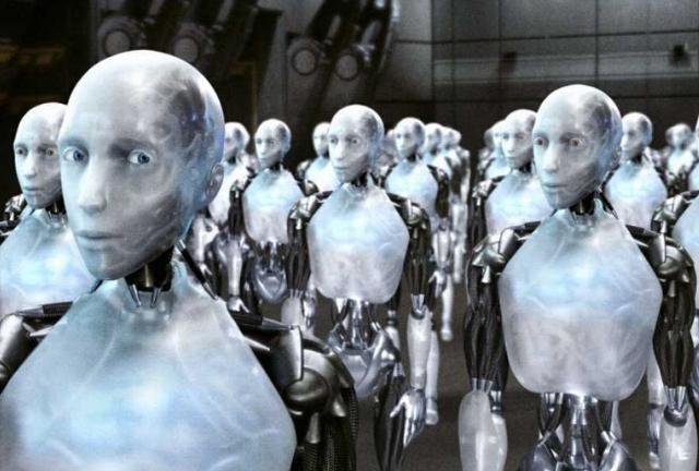 机器人来了!警惕你的工作