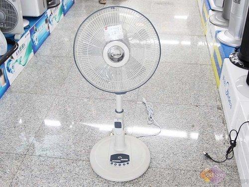 美的电风扇FTS30-9BR上市 价格429元