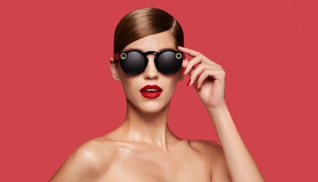 Snapchat光环太强 Spectacles眼镜刚上市就被炒到上千美元