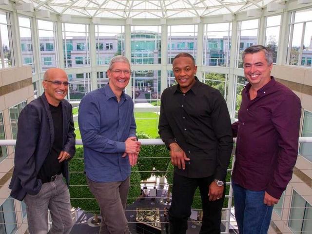 苹果完成收购Beats 举起裁员大刀