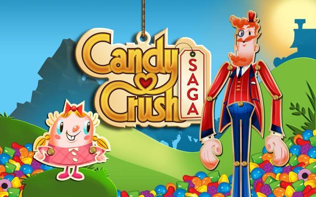 《糖果传奇》去年吸金13亿美元