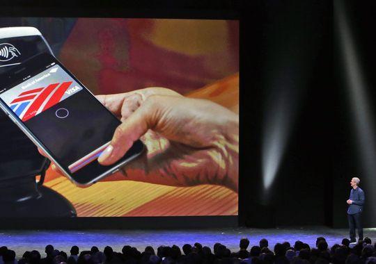 苹果Apple Pay能扛起移动支付大旗吗?