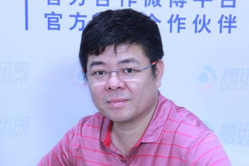 专访北京友宝科斯科贸有限公司董事长、CEO王滨截图