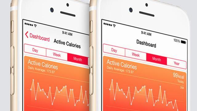 首批HealthKit应用上线 苹果建设移动健康生态