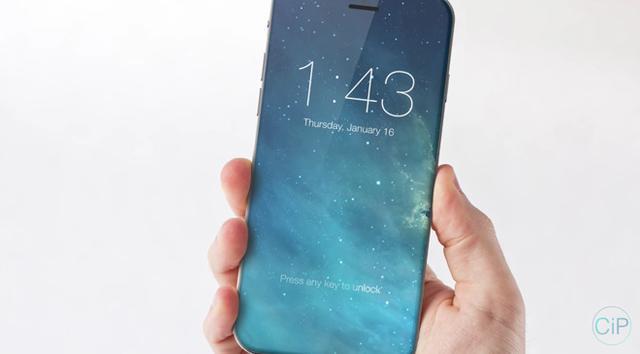 市场再传OLED屏iPhone明年上市 但因产能问题仅配高端机型