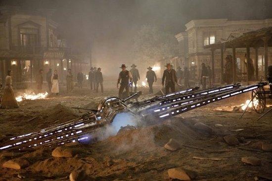 牛仔与外星人传说:狂野西部的UFO目击事件