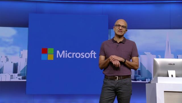 微软CEO亲口承认Windows Phone失败 但不会放弃