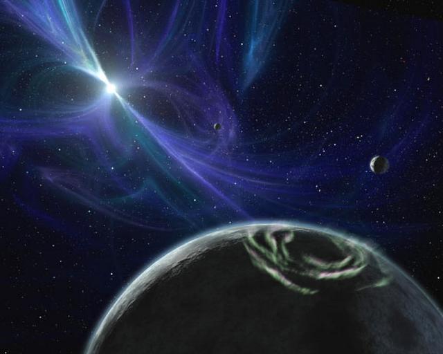 天文学家最新方法能精确测量年轻脉冲星质量