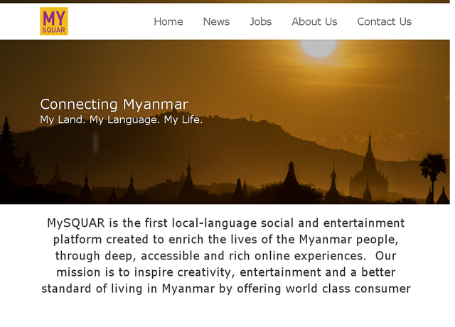 缅甸也有社交网站,并且还要赴英国上市