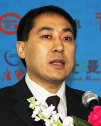 飞漫软件总经理魏永明