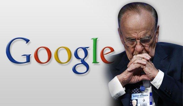 默多克向谷歌低头:收费模式也需有流量保障