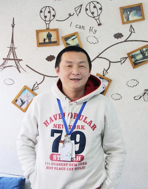 2014腾讯网媒峰会嘉宾:春雨天下创始⼈张锐