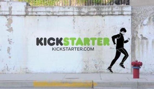 众筹平台Kickstarter去年筹资4.8亿美元