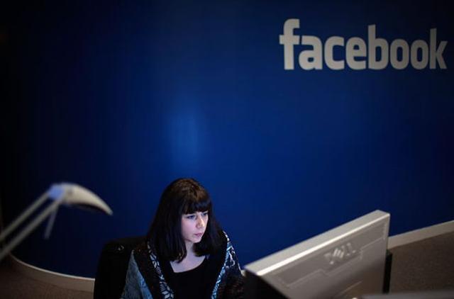 彭博社:Facebook在北京财富中心租了一层楼