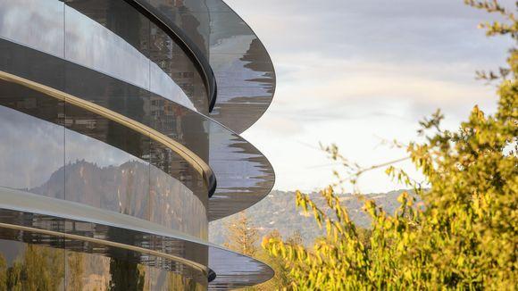 苹果新总部正式命名为Apple Park 将于4月启用