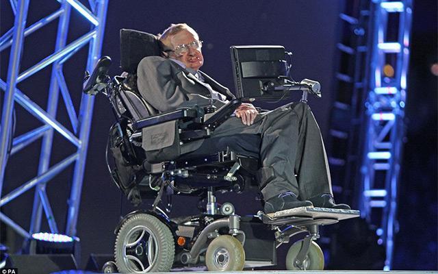 霍金因身体欠佳取消一系列演讲及讲座