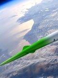 NASA设计绿色超音速飞机
