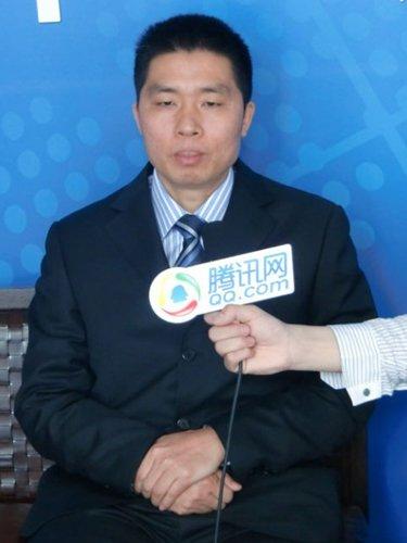 基伍伟业张学智:3年内做到中国手机市场30%