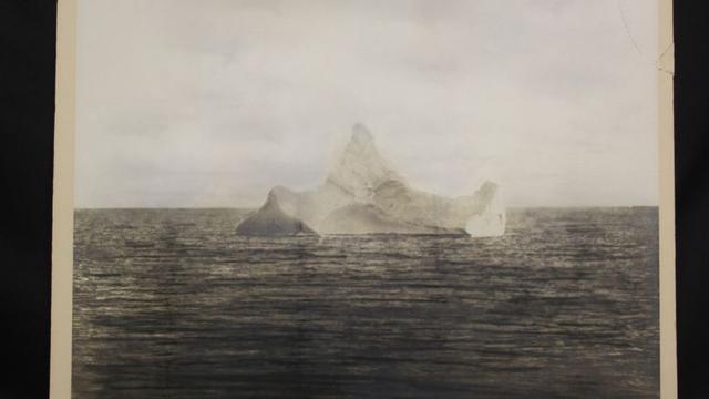 撞沉泰坦尼克号罪魁照片将拍卖 售价预计过万