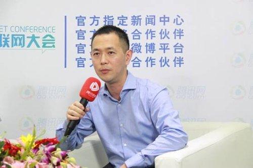 专访网宿科技股份有限公司副总裁刘洪涛截图